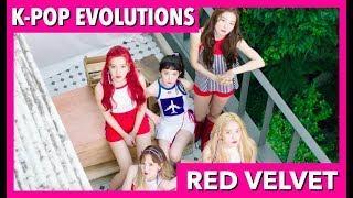 RED VELVET 레드벨벳: K-POP EVOLUTIONS