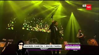 Manuel García y Ángel Parra Sulky Te Veré Volver Homenaje a Gustavo Cerati HD