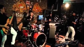 Download Video Enter Sandmen(Full) ~ Vigo Wang (on Drum) ft. X-Five Hong Kong Band MP3 3GP MP4