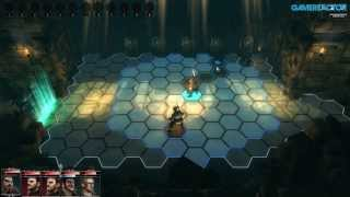 GC 13: Blackguards - Interview with exclusive gameplay footage