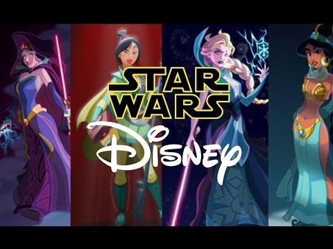 Download Youtube: Star Wars Disney Musical - Part 1