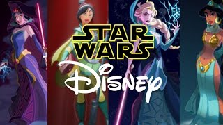 Star Wars Disney Musical - Part 1