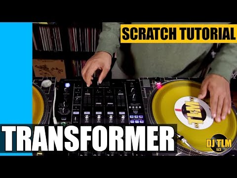 Scratch Tutorial 5 (transformer)