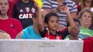 Botafogo 0 X 2 Flamengo, Carioca 2014, Globo Esporte