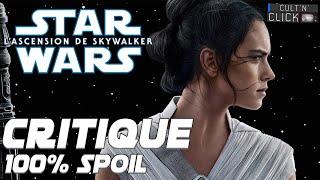Star Wars - L'Ascension de Skywalker : Critique & Analyse