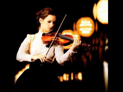 Hilary Hahn- Bach sonata 3 allegro assai