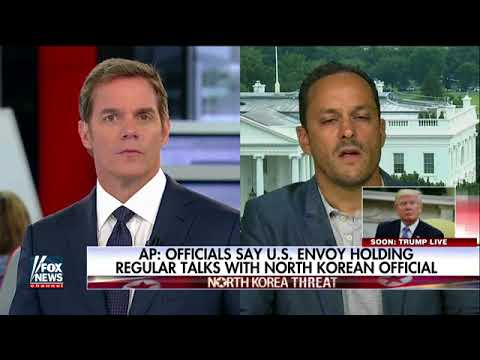 AP reporter talks US back-channel communications with NKorea