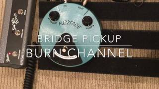 Dunlop JH-F1 Fuzz Face