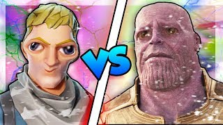 The biggest Fight in Fortnite Battle Royale... (Feat. The Yeezy Dude)