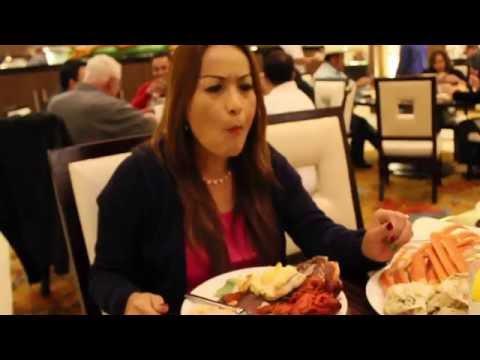 Somkhith-Pala Casino Lobster Buffet, CA Nov2016