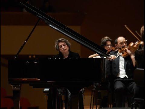Mozart: Concierto para piano nº 22 KV 482 (Mov. 3) - Slobodeniouk - Leonskaja - Sinfónica de Galicia