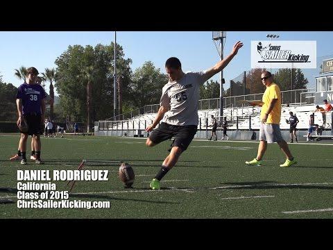 Daniel Rodriguez - Kicker/Punter