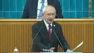 """Kemal Kılıçdaroğlu  """"Bütün şehit yakınları ve gazilerin hakkını korumak, CHP'nin namus borcudur!"""""""