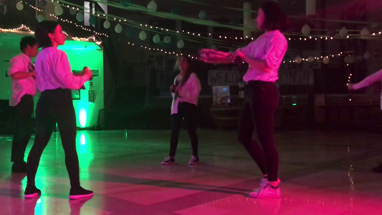Produce 101 Shape of you cover at 2019 nhs tolo