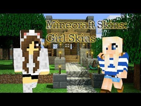 Minecraft Skins Top Minecraft Girl Skins Series YouTube - Skins fur minecraft madchen