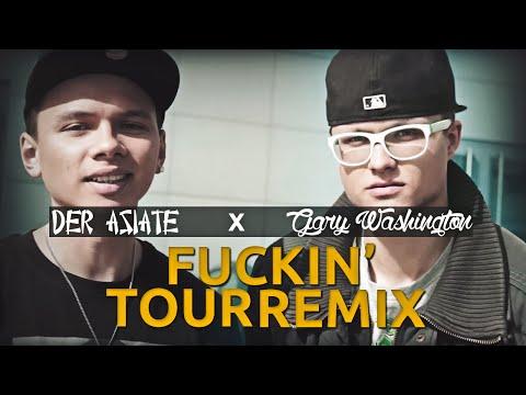 Der Asiate & Gary Washington - Fuckin Remix (2016) Beat By CamiLow And Sinan Boom