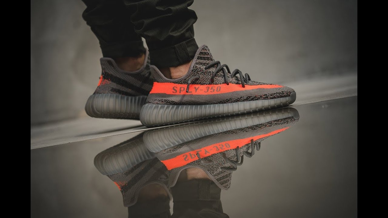 I bought fake yeezy 350 v2 black/ red (afterwards unboxing review