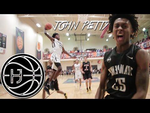 5 Star John Petty is an Elite Playmaker | Alabama Commit