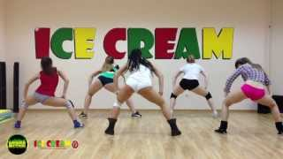 DAHA ICE CREAM CREW |X.FAMILY|BOOTY DANCE CHOREO | M.I.A FT MISSY ELLIOT & AZEALIA BANKS - BAD GIRLS Thumbnail