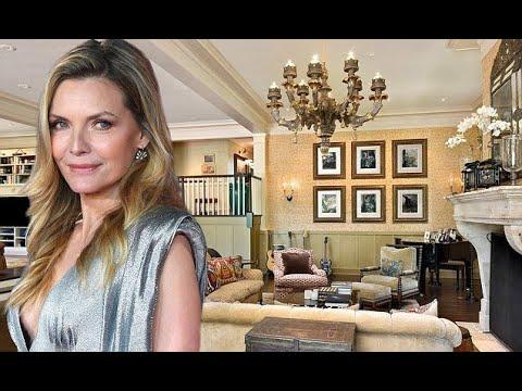 Michelle Pfeiffer puts $29.5m San Francisco mansion on the market