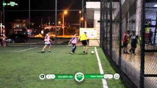 iddaa Rakipbul Denizli Ligi Topraklık City 8 & Kara Kartal 1 Maç özeti