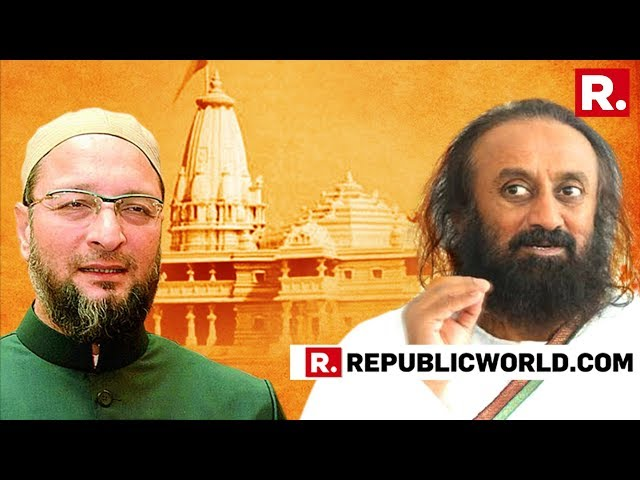 AIMIM Chief Asaduddin Owaisi Speaks Exclusively To Republic TV | #AyodhyaMediation