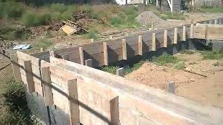 Как построить опалубку для фундамента: съемную или несъемную (видео)