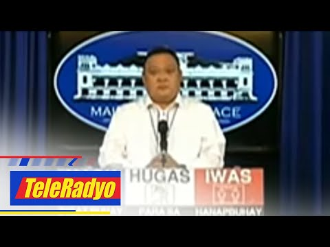 Palace claims SolGen acts for public interest in backing Mar