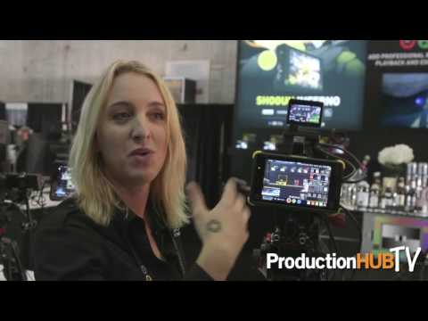 Atomos Flame & Inferno at Cine Gear 2016