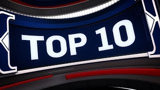 Top 10 Plays Of The Night | March 19, 2017