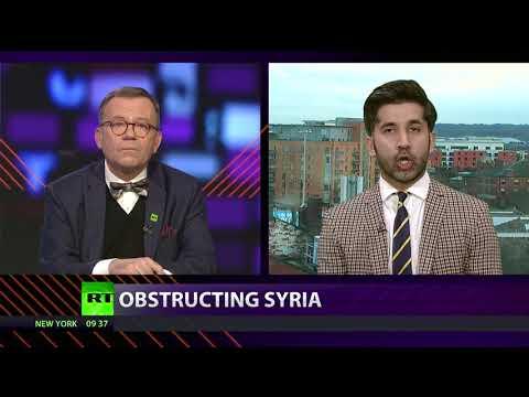 Crosstalk: Obstructing Syria