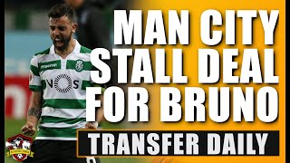 Manchester United to steal Bruno Fernandes from Manchester City? Transfer Daily