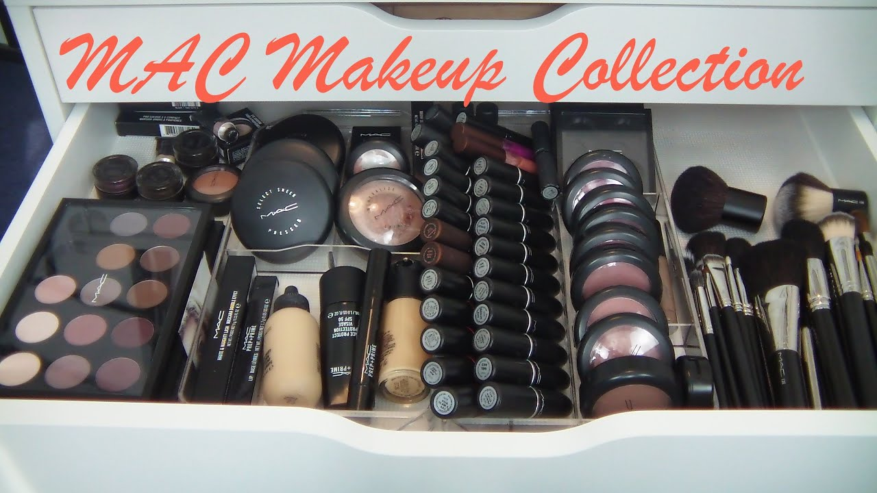 mac makeup collection may 2014 youtube. Black Bedroom Furniture Sets. Home Design Ideas