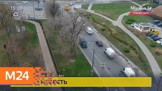 Смотреть видео Лефортовский тоннель подтопило - Москва 24 онлайн