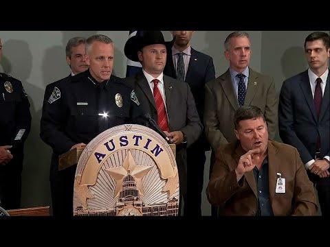 Officials: TX Bomber Left 'Confession' Recording