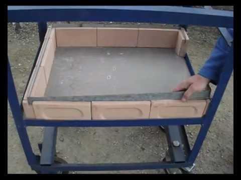 Colocación De Ladrillos Horno De Leña Sisale Youtube