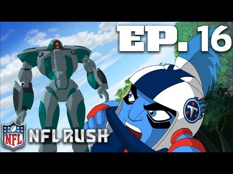 Ep. 16: Cheer Up, Troy (2012 - Full Show)   NFL Rush Zone: Season of the Guardians