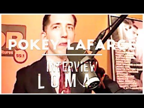 Pokey Lafarge - Interview Lomax