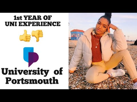 #14 First Year Of Uni Experience | Portsmouth University Edition
