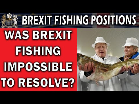 Did Fishing Rights Make Brexit Deal Impossible