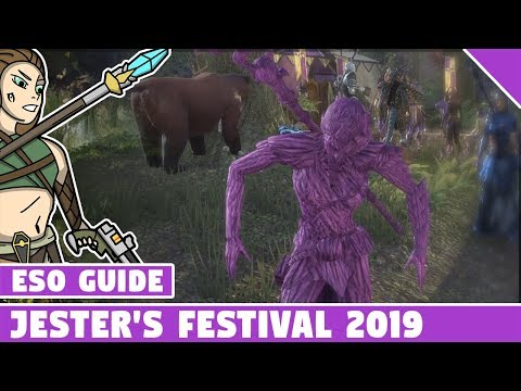 Jester's Festival 2019 | Event Tickets | ESO Holiday Event