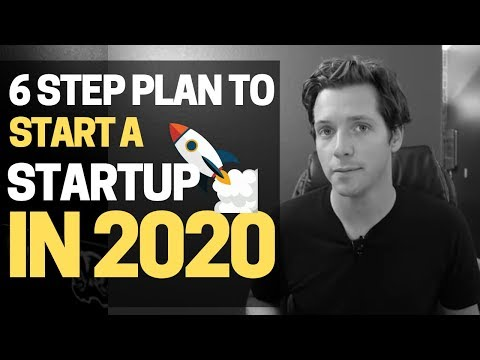 [Free Download] My 6 Step Startup Plan For New Business In 2020