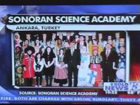 Sonoran Science Academy  Olympiad