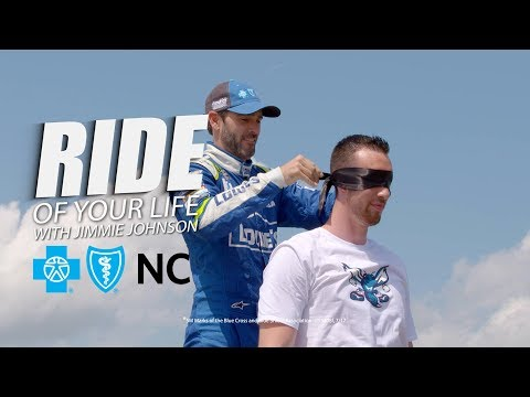 Ride of Your Life 2.0 with Jimmie Johnson + Frank Kaminsky
