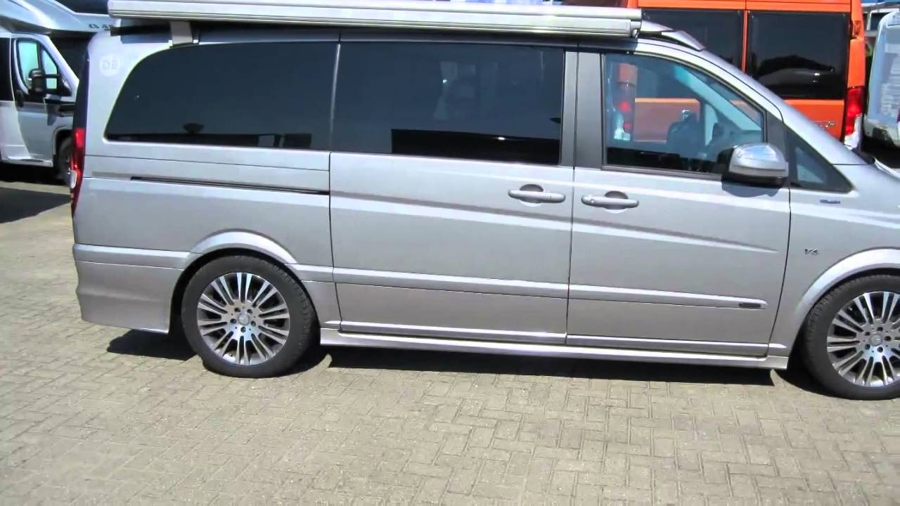 Kampeerauto Te Koop Westfalia Marco Polo V6 Autom Hartmann Tuning