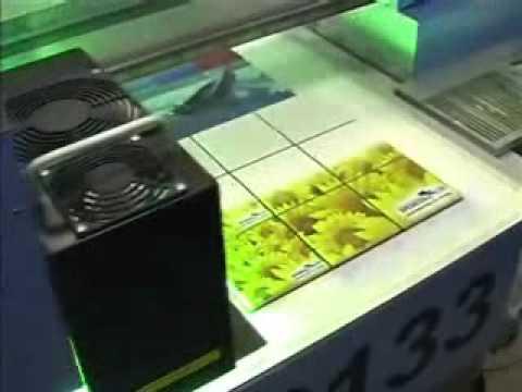 Печать на кафельной плитке