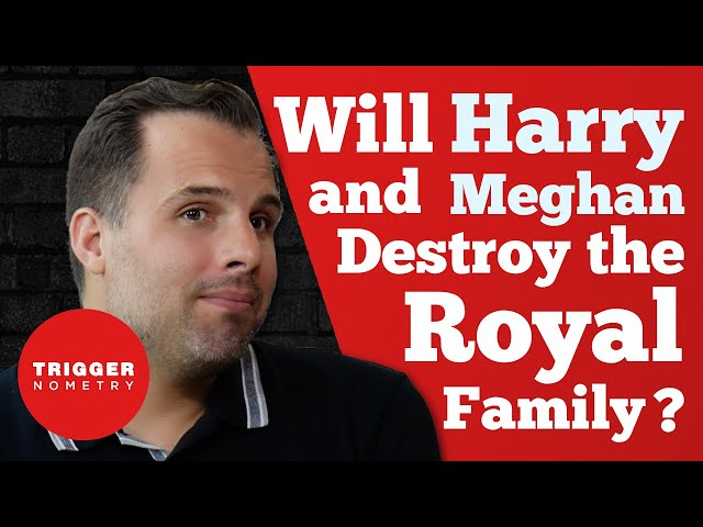 Dan Wootton - Will Harry and Meghan Destroy the Royal Family?
