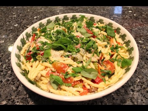 Pasta Primavera Recipe - OrsaraRecipes