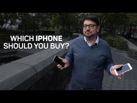 Download Youtube: Which iPhone should you buy?