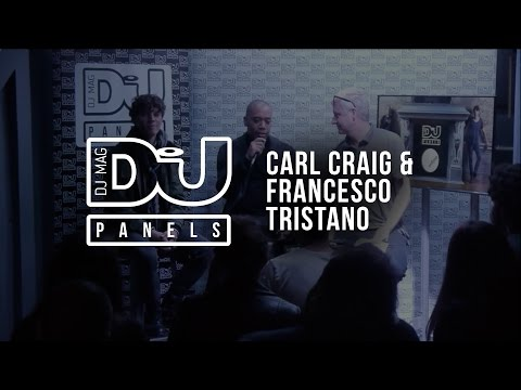 Carl Craig & Francesco Tristano Q&A / DJ Mag Panels